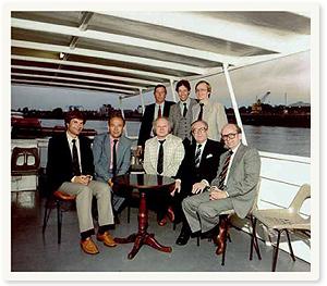 Båttur på Themsen