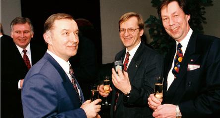 Jeltsin skriver brev om baltikum