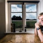 Bjørn Lomborg, världskänd för sin bok 'Världens verkliga tillstånd' och för sitt projekt Copenhagen Consensus, träffade jag i hans hem i Börringe, Skåne. FotoKarlVilhjálmsson.