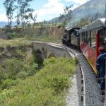 En fantastisk tur med urgammalt lok någon timmes väg norr om Quito, Ecuador.