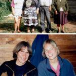 Bodde en gång hos en mapuchefamilj nära Temuco, Chile. Vaknade varje morgon av schamansånger sjungna av machin, husmodern på bilden, som fick besök långväga ifrån av människor som hoppades bli helade. Sonen i familjen tog bilden nedtill.