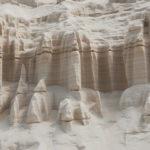 Sanddyner på Boa Vista, den sandigaste ön i Kap Verde.
