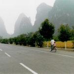 Jag trodde att de sockertoppsberg jag sett på målningar var fantasier. Tills jag i Yangshou, Kina, cyklade i en skog av sådana toppar.